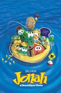 Dobrobružství pirátů v zeleninové zemi  - Jonah: A VeggieTales Movie