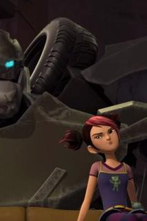 Transformers Prime - Grill  - Grill
