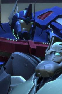 Transformers Prime - Chain of Command  - Chain of Command