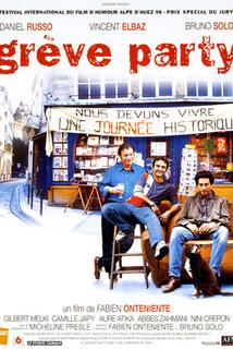 (G)rève party