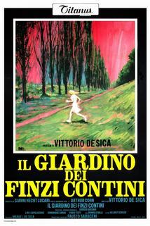 Zahrada Finzi-Continiů  - Giardino dei Finzi-Contini, Il