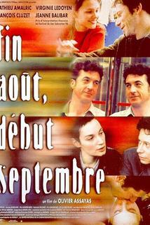 Fin août, début septembre  - Fin août, début septembre