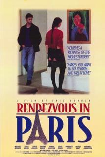 Dostaveníčka v Paříži