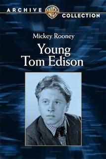 Mladý Tomáš Edison