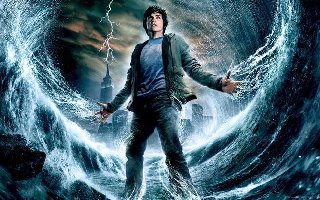 Percy Jackson: Zloděj blesku