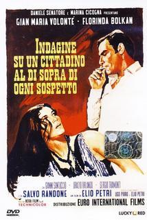 Plakát k filmu: Podivné vyšetřování