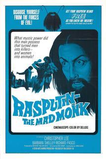 Rasputin - šílený mnich