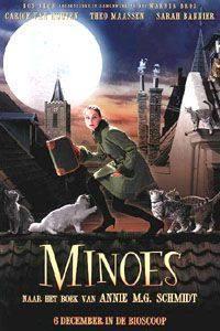 Kočičí slečna  - Minoes