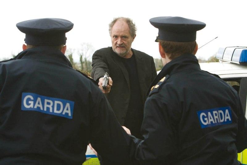 Irská odplata