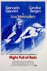 Fine del mondo nel nostro solito letto in una notte piena di pioggia, La