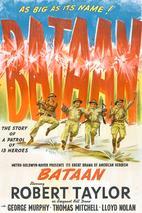 Plakát k filmu: Bataan