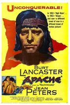 Plakát k filmu: Apache