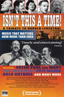 Isn't This a Time! A Tribute Concert for Harold Leventhal