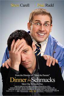Blbec k večeři  - Dinner for Schmucks
