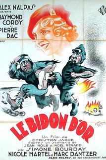 Bidon d'or, Le