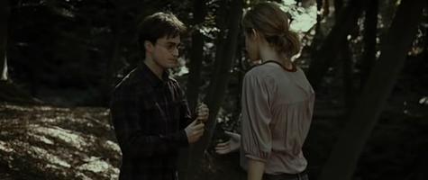 Harry Potter a Relikvie smrti - část 1
