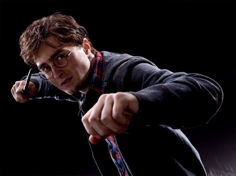 Harry Potter a Relikvie smrti:část 1