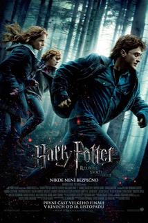 Harry Potter a Relikvie smrti:část 1  - Harry Potter and the Deathly Hallows: Part I