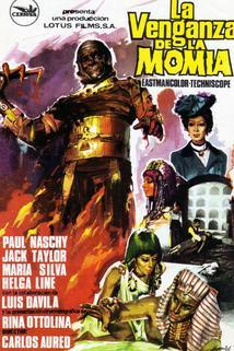 Venganza de la momia, La