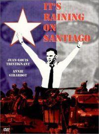Prší na Santiago