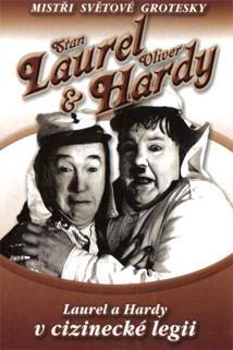 Laurel a Hardy v cizinecké legii  - Flying Deuces, The