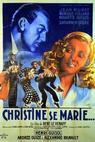Christine se marie (1946)
