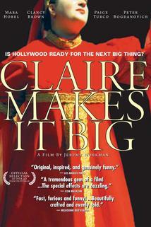 Claire Makes It Big