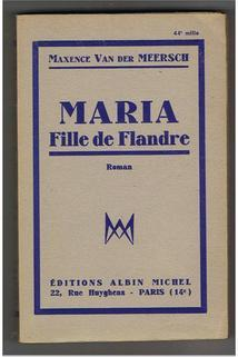 Maria fille de Flandre