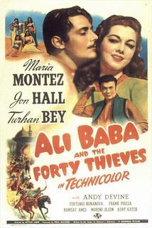 Ali Baba a 40 loupežníků  - Ali Baba and the Forty Thieves