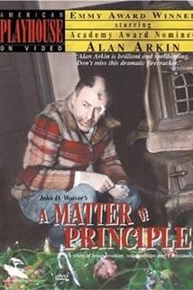 Matter of Principle, A