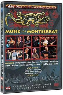 All-Star Concert for Montserrat