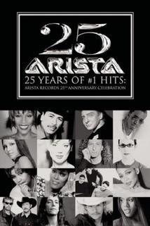 Arista Records' 25th Anniversary Celebration
