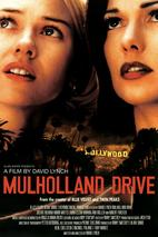 Plakát k filmu: Mulholland Drive