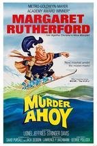 Plakát k filmu: Murder Ahoy