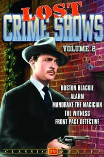 Front Page Detective  - Front Page Detective