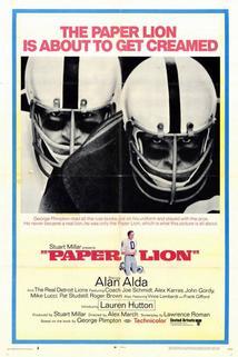 Papírový lev
