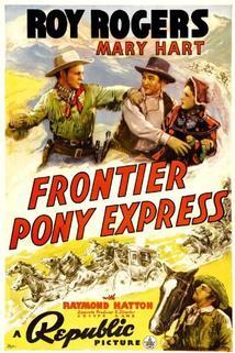 Frontier Pony Express  - Frontier Pony Express