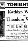 The Cost of Hatred (1917)