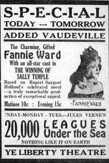The Winning of Sally Temple
