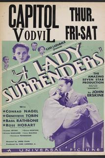 A Lady Surrenders  - A Lady Surrenders