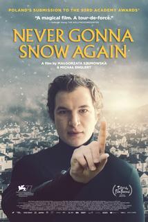 Sněžit už nikdy nebude