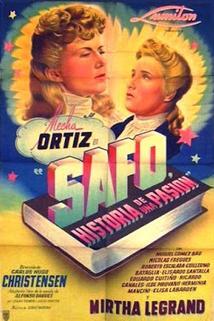 Safo, historia de una pasión