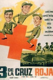 Tres de la Cruz Roja