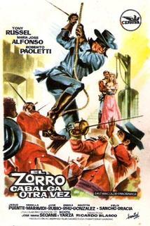 Zorro cabalga otra vez, El