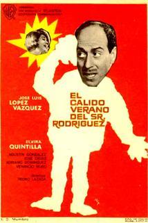 Cálido verano del Sr. Rodríguez, El  - Cálido verano del Sr. Rodríguez, El