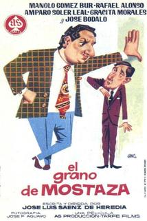 Grano de mostaza, El