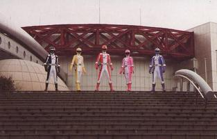 Power Rangers Operace Overdrive