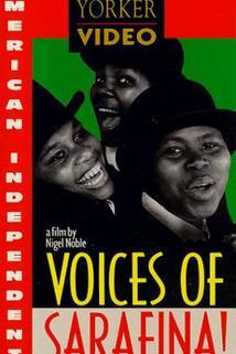 Voices of Sarafina!