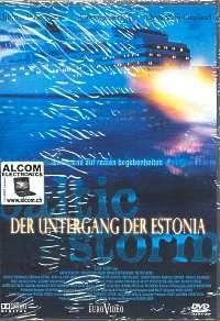 Zkáza lodi Estonie  - Baltic Storm