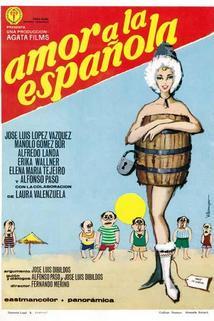 Amor a la española  - Amor a la española